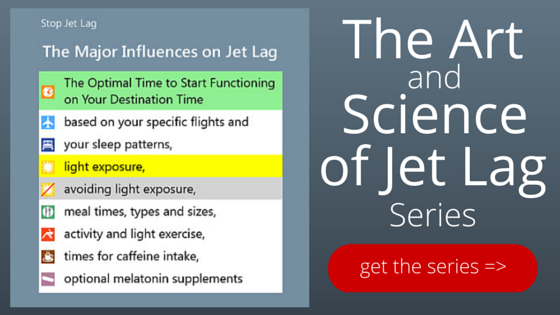 The Art and Science of Jet Lag - StopJetLag.com