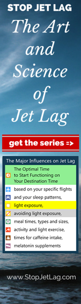 The Art and Science of Jet Lag